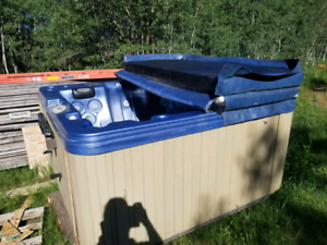 7 person hot hot tub.  Excellent shape.  Needs cover.