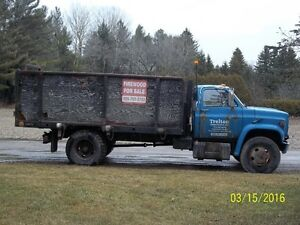 1981 GMC Dump Truck for sale