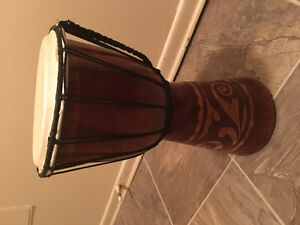Beautiful African Style Drum