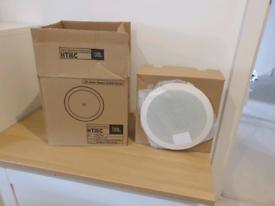 JBL Ceiling/Wall speakers 1 pair
