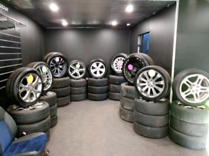 Large variety of wheels available at SA Auto Spares.