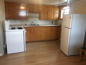 Great one bedroom suite by college and hospital!