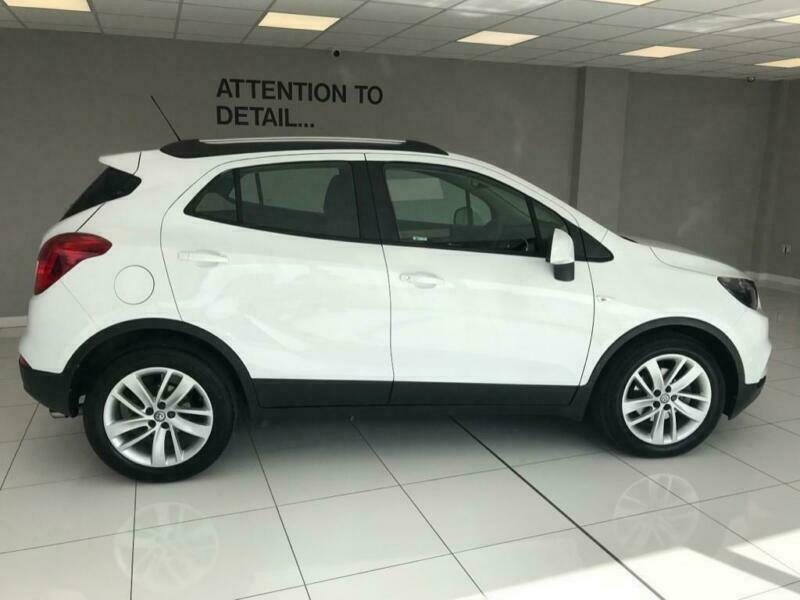 2017 Vauxhall Mokka X ACTIVE ***AUTO PETROL WITH JUST 12,486 MILES WITH HIGHER S