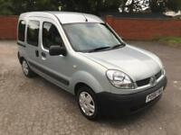 Renault Kangoo 1.2 16v Authentique. LOW MILEAGE 35 K. TIMING BELT DONE AT 17 K