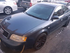 2004 audi for sale LOW KM