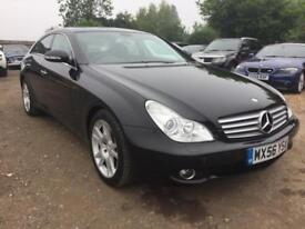2007 Mercedes-Benz CLS 3.0 CLS320 CDI Coupe 4dr Diesel 7G-Tronic (200 g/km,