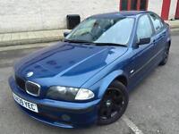 2000 BMW 3 Series 1.9 316i SE 4dr