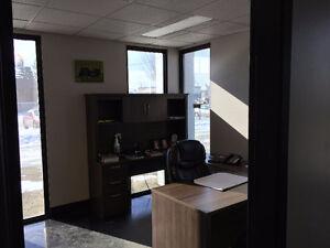 Commercial warehouse/office space Edmonton west.