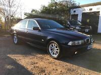 BMW 520 2.2 2002MY i SE-FULL SERVICE HISTORY