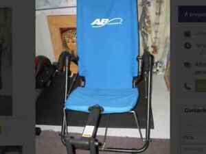 Sit-up chair/chaise pour redressement assis