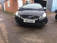 2012 Volvo S60 2.4 D5 R-Design Lux Geartronic 4dr (start/stop)