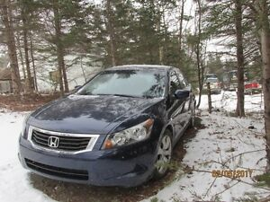 2009 Honda Other EX Sedan