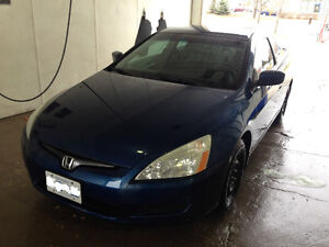 2003 Honda Accord LX Coupe (2 door) OR BEST OFFER!