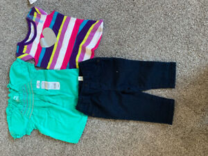 Girl clothing 6-9 months BRAND NEW