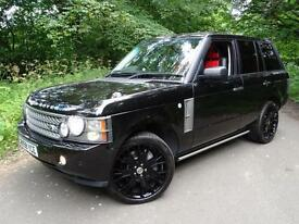 2008 58 Land Rover Range Rover 4.2 V8 Supercharged auto Autobiography..STUNNING