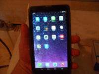 "brand new fully loaded 7"" tablet/phone ."