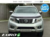 2018 Nissan Navara 2.3Dci Tekna 190BHP 4X4 Double Cab AUTO EU6 Pick Up Diesel Au