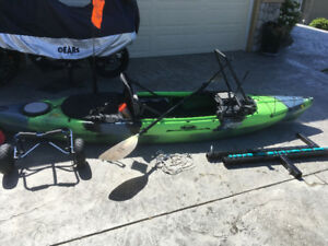 Jackson Kilroy fishing/touring kayak