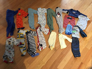 Adorable 6 months baby boy clothing