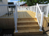 Porch and Deck Railings