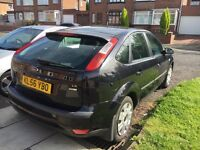 Ford Focus LX TDCI (diesel)(mot 12/12/2016)(7 stamps service history)