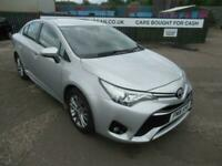 2016 Toyota Avensis 2.0 D-4D BUSINESS EDITION 4d 141 BHP Saloon Diesel Manual