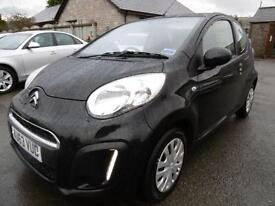2013 Citroen C1 1.0i VTR 3dr 3 door Hatchback