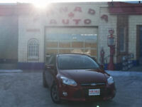 2014 FORD FOCUS HATCHBACK W/AUTOMATIC, HEATED SEATS REMOTE START Winnipeg Manitoba Preview