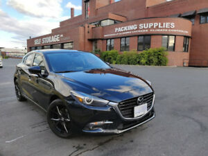 2017 Mazda 3 Sport GT with Premium and Tech Package