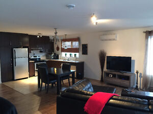 Superbe 4 1/2 style condo Valleyfield