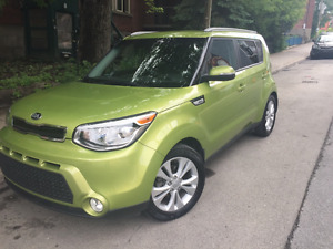 Lease takover 2015 Kia Soul EX+ ( with remote starter)