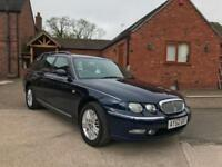 2002 Rover 75 Tourer 2.0 V6 auto Club SE * Only 48,000 Miles *