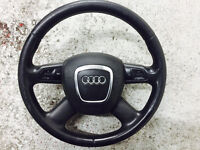 2008 Audi A4 multifunction steering wheel with airbag