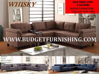 BEST QUALITY SECTIONAL SOFA...ON SALE..READY FOR PICKUP