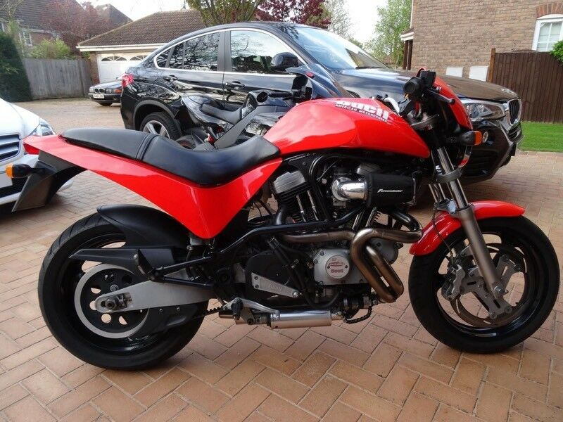 Buell M2 Cyclone. Best you will find! Swap adventure bike BMW GS, Tenere etc