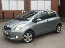 2006 Toyota Yaris 1.3 T-Spirit, 99,000, 1Prev Owner