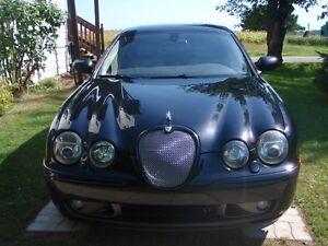 2003 Jaguar S Type R