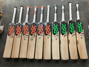 2019 DSC READY-To-PLAY Cricket bat / kit / equipment
