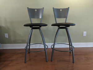 Stools (2) - Kitchen/Bar Stools (2) - $25 (obo)