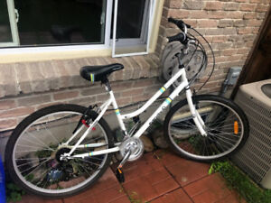 Nice condition Bike(rarely used) -$60