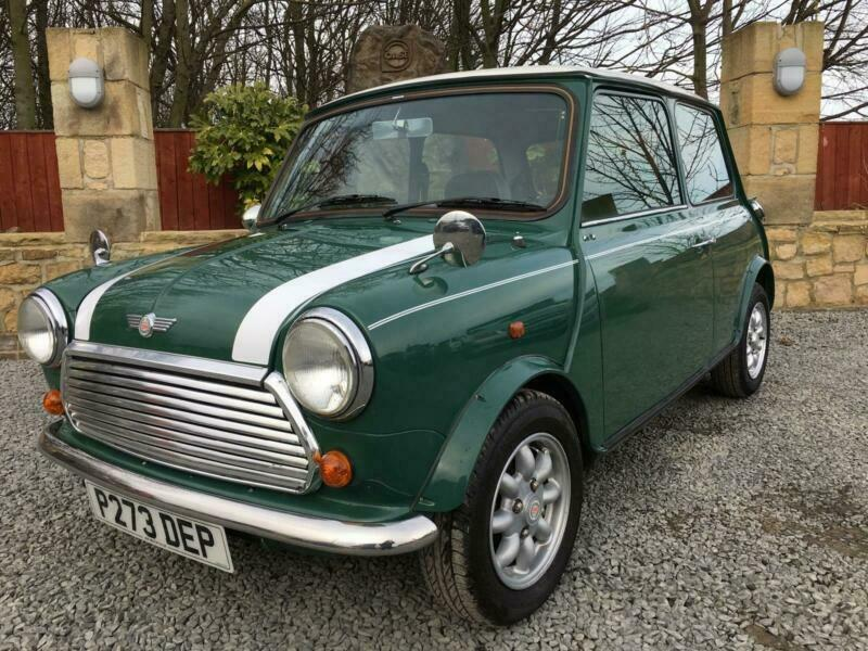 Rover Mini Cooper With Full Leather In Seaham County Durham Gumtree