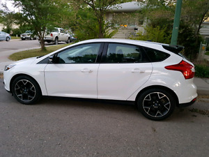 2013 Focus.Bumper to Bumper Warranty and Maintenance Incl.