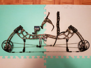 2016 Bear Escape Compound Bow