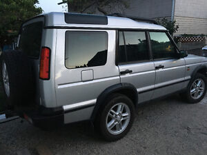 2004 Land Rover Other SUV, Crossover