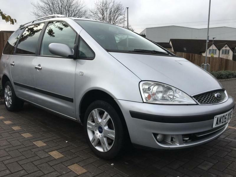 FORD GALAXY 1.9TDI GHIA (2005 05 REG)
