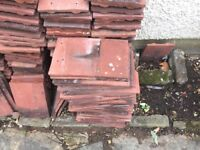 Roofing tiles about 400