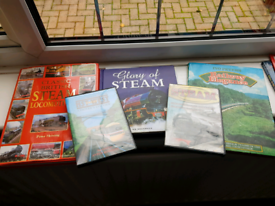 Three railway books in excellent condition