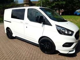 Ford Transit Custom 2.0 TDCI Limited DCIV Auto 185ps