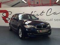 BMW 116D SE 5dr [STUNNING EXAMPLE / FULL SERVICE HISTORY / MOT SEP 2017 / FANTASTIC SPEC]