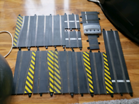 Job lot scalextric track